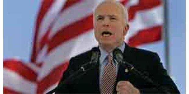 McCain fordert Obama zu Irak-Reise auf