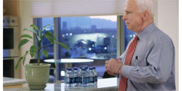 McCains Wahlkampfbüro erhält Drohbriefe
