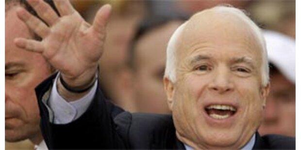 McCain bat Russlands UN-Botschafter um Spende