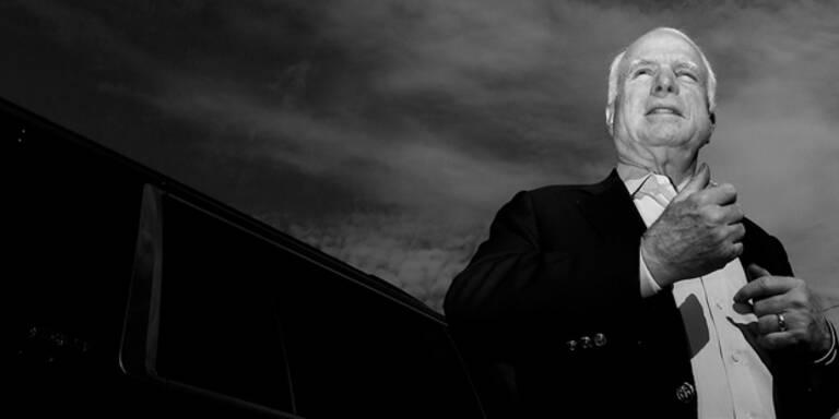 Washington nimmt Abschied von John McCain