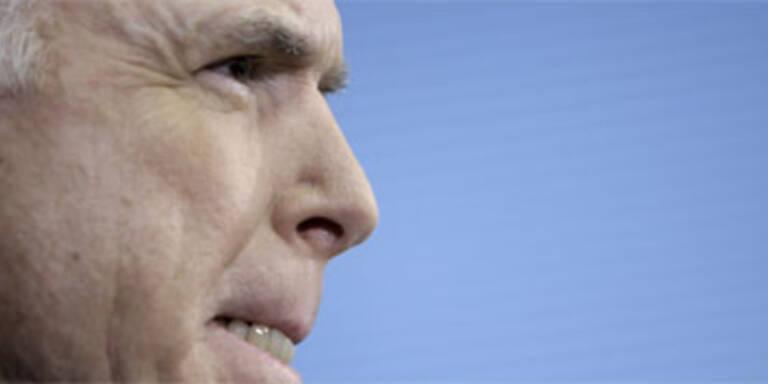 Eklat um Großspender McCains