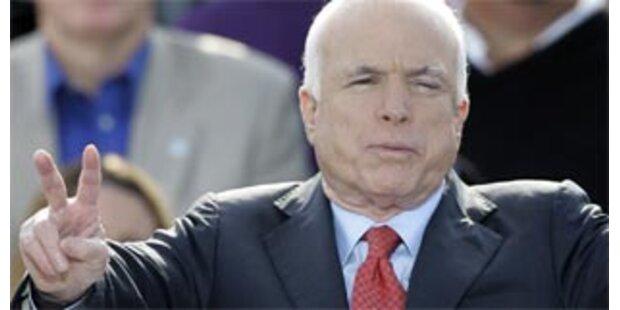 Zweifel an McCains Gesundheitszustand