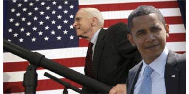 McCain und Obama streiten über Anti-Terror-Politik