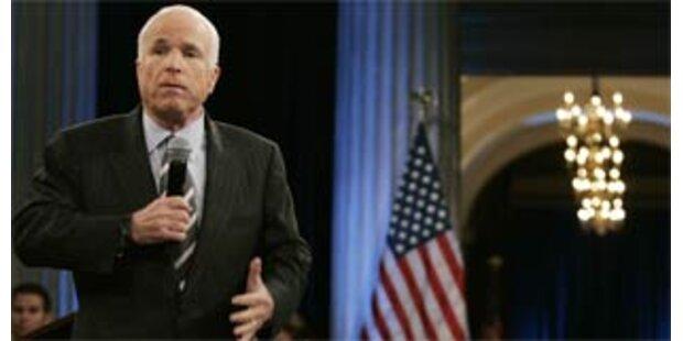 McCain will 45 neue Atomkraftwerke bauen
