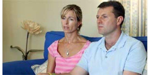 Eltern der verschwundenen Madeleine erneuern Appell