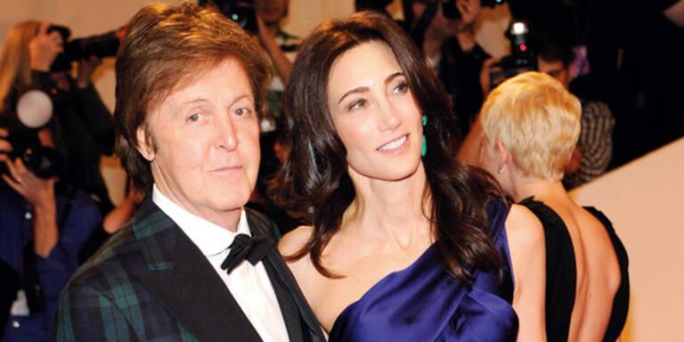 Heute heiratet Paul McCartney