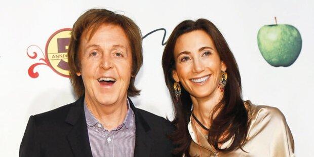 McCartney heiratet wieder