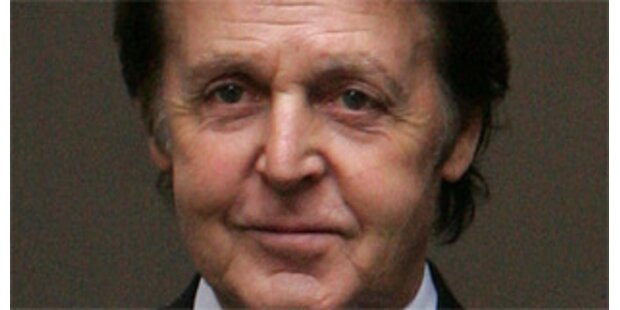 McCartney zahlt Noch-Frau 74 Mio. Euro