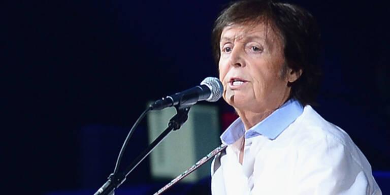 Paul McCartney kommt nach Wien