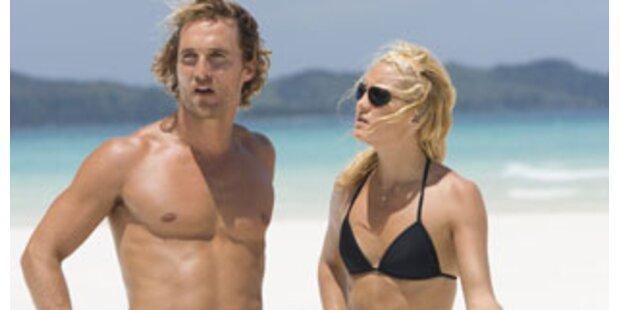 Sexy McConaughey in neuer Karibik-Romanze