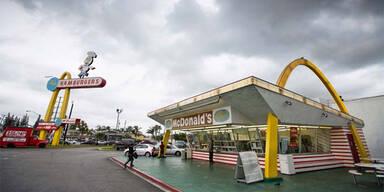 Das ist der älteste McDonald's der Welt