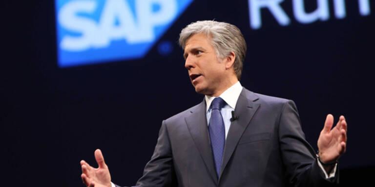 SAP-Chef verliert sein linkes Auge