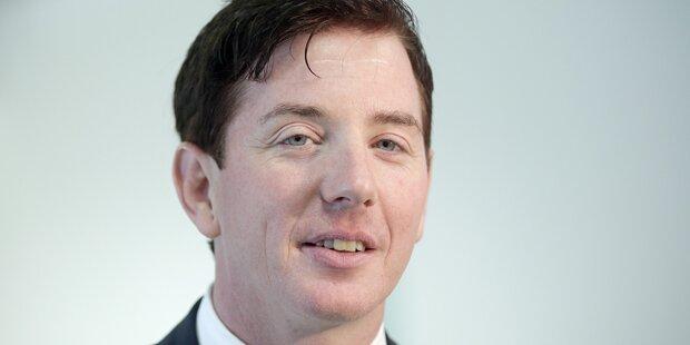 ÖVP-Generalsekretär McDonald tritt zurück
