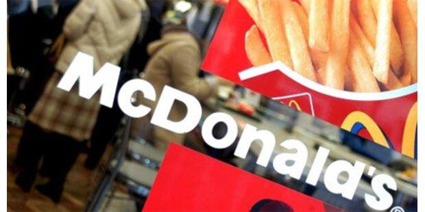 McDonald's dreht Online-Beratung zu