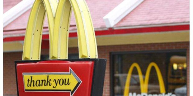 Callgirl gibt McDonald's Schuld an Sex-Job