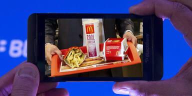 McDonald's Österreich startet neue Bestell-App