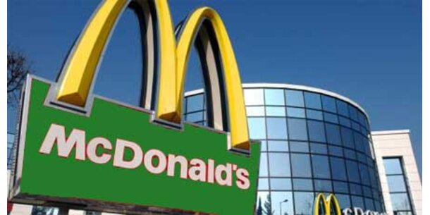 McDonald's wird grün