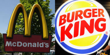 """Hacker: """"McDonalds hat Burger King geschluckt"""""""
