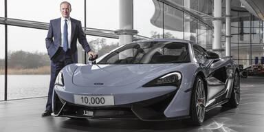 McLaren bringt neues Hypercar