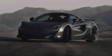 McLaren bringt den neuen 600LT