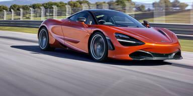 McLaren 720S ist ein Performance-Monster