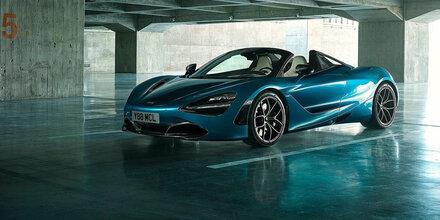 McLaren bringt den 720S Spider