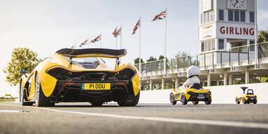 McLaren begeistert mit neuen P1-Varianten
