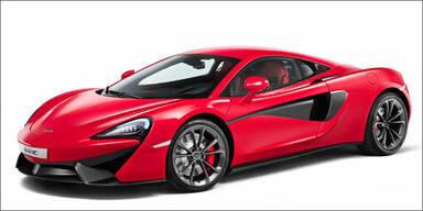 McLaren bringt noch ein Einstiegsmodell