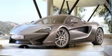 McLaren-Gegner für den Porsche 911
