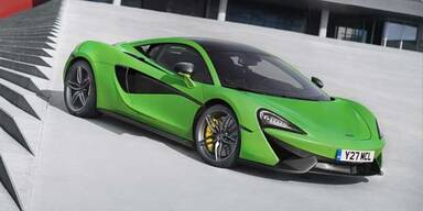"McLarens ""Porsche-Killer"" starten"