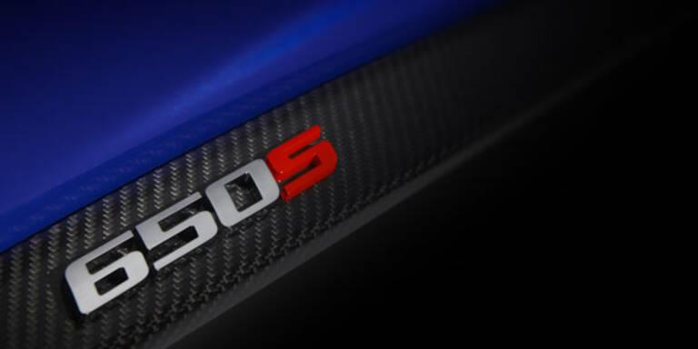 McLaren bringt neuen Supersportler 650S