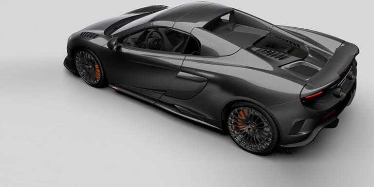 McLaren macht den 675LT noch schärfer