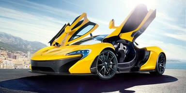 Letzter McLaren P1 verließ das Werk