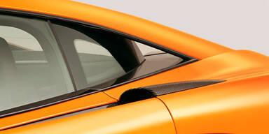 """""""Baby""""-McLaren greift Porsche 911 an"""