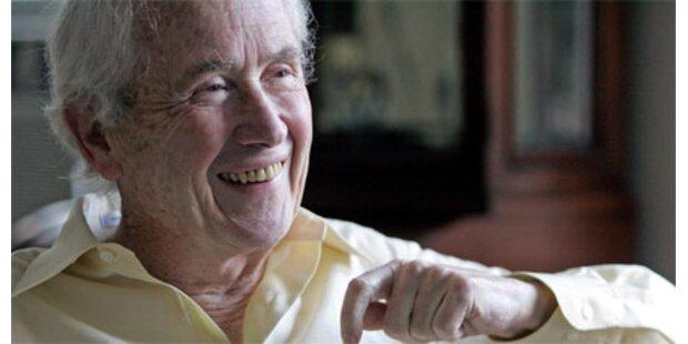 Schriftsteller Frank McCourt gestorben