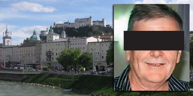 Mörder lebte von 1.380 € Pension in Österreich
