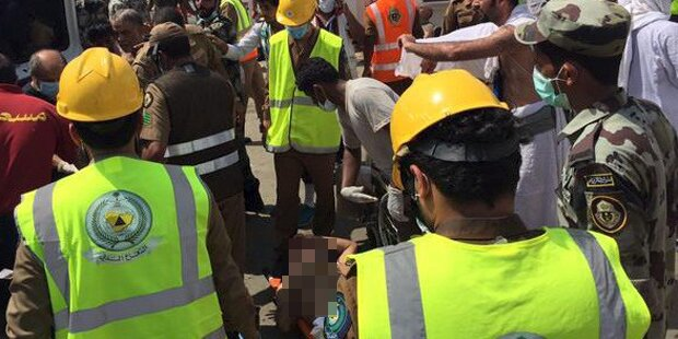 Unglück in Mekka: Iran beschuldigt Saudis