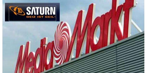 Saturn und Mediamarkt öffnen um 6 Uhr
