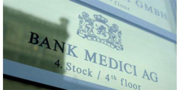 Staat schickt Aufpasser für Wiener Medici-Bank