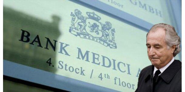 Bank Medici nach Madoff-Skandal ruiniert