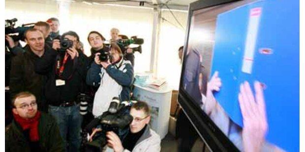Reporter ärgerten sich über Fritzl
