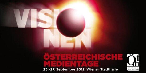 25.9. ab 9.30 h : 19. Österreichische Medientage