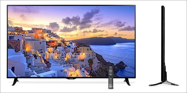 Preisschlacht um Riesen-TVs