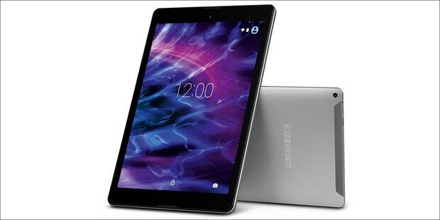 Top Android-Tablet bei Hofer zum Kampfpreis