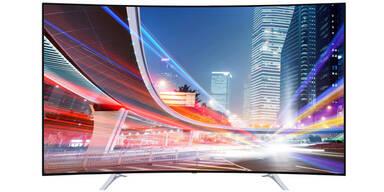 Medion bringt 2 Meter großen 4K-TV