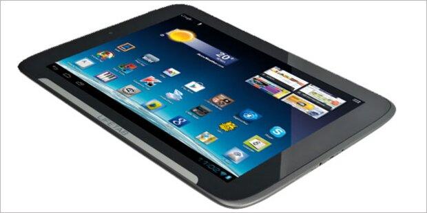 Hofer bringt Android 4.0-Tablet um 299 Euro
