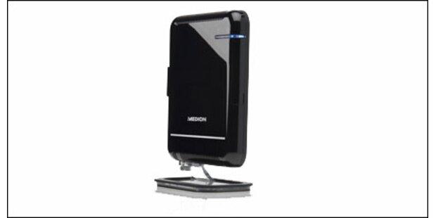 Einer der kleinsten Nettop-PCs der Welt