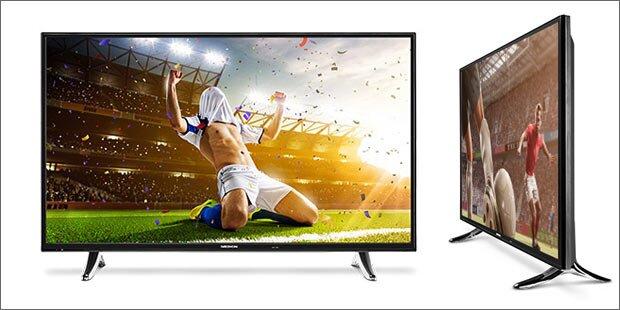 Hofer bringt weiteren Riesen-TV zum Kampfpreis