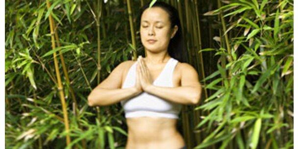 Meditation fördert Konzentrationsvermögen