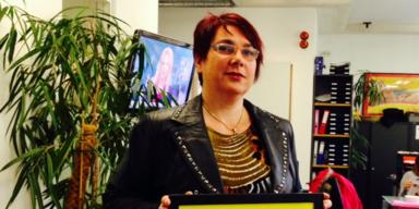 Sonja Auer, Medium aus Salzburg